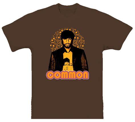T Shirt Rap common rap hip hop t shirt