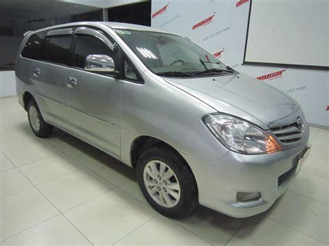 Toyota Innova G Mt toyota innova 2010 g 2 0 mt