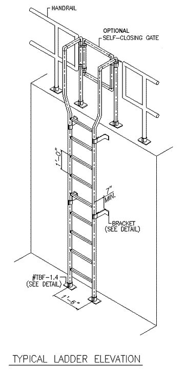 osha section 11 c osha section 11 c gallery for osha ladder safety ladder