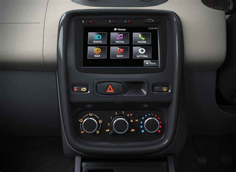 ori systems price renault duster gets a touchscreen navigation system