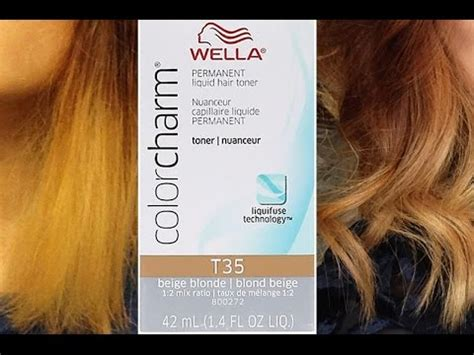 toner after bleaching copper hair wella toner on bleached hair with photos kharasach