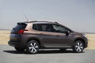 Peugeot Pictures New Peugeot 2008 Crossover Pictures And Details