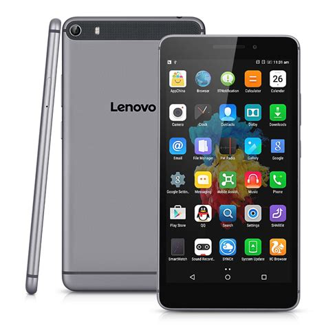Tablet Lenovo Kamera 8 Mp lenovo 6 8 quot 4g lte octa dual sim smartphone handy tablet pc 32gb 13mp gps ebay