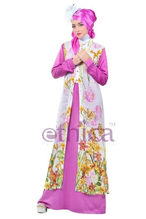 Baju Pesta Muslim Renda model baju pesta renda muslim terbaru ethica collection