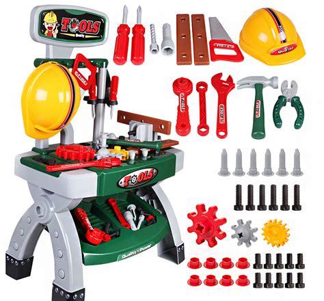 kids tool bench set tool bench workshop playset kids toy set