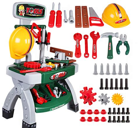 children s tool bench playset tool bench workshop playset kids toy set