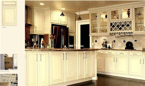 vanilla cream kitchen cabinets vanilla maple glaze kitchen cabinets mf cabinets