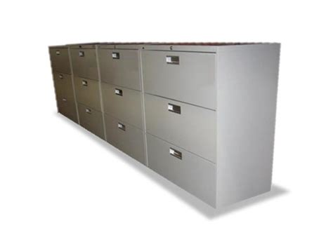 Used Lateral File Cabinets For Sale Used Hon 3 Drawer Laterlal File Cabinets On Sale At Office Furniture Outlet On Miramar Rd In