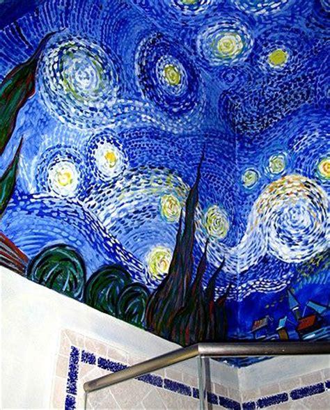 starry night bathroom set 25 best ideas about bathroom mural on pinterest murals