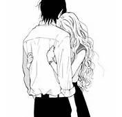 19 Anime Boy Girl Hold Hug Idk Kiss Love