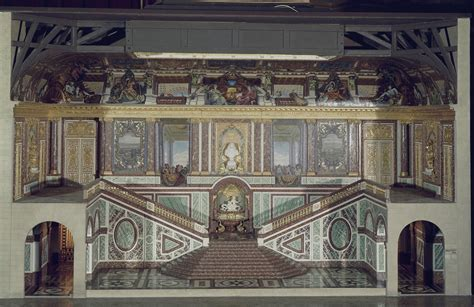the king s interior apartments palace of versailles the 1670 discover the 3d scale models versailles 3d