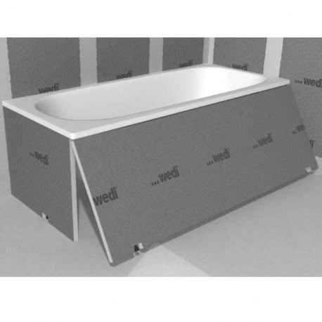 tablier de baignoire wedi tablier de baignoire wedi bathboard 1800 x 600 x 20 mm