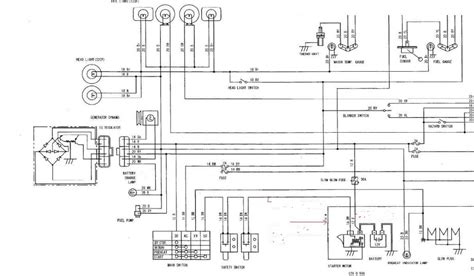 typical starter relay wiring diagram kubota wiring diagrams
