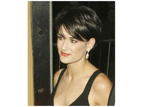 demi moore hair cuts 1000 images about hair on pinterest shorts cute short