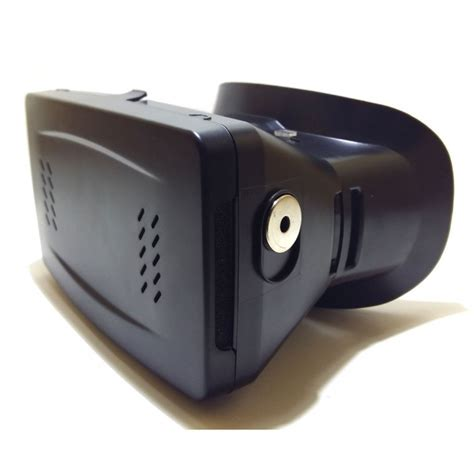 Jual Cardboard Reality For Smartphone Black Magnet 5 jual gruu cardboard vr plastic premium edition