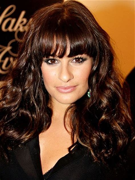 which hair colour does lea michele wear for loreal beautiful lea michele hair color hairstyles 2018
