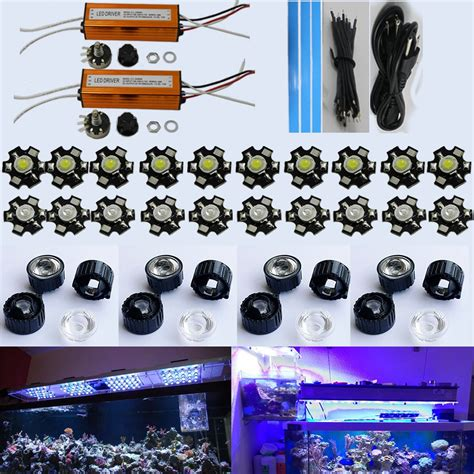 Lu Led Aquarium Diy diy led aquarium lighting kit lighting ideas