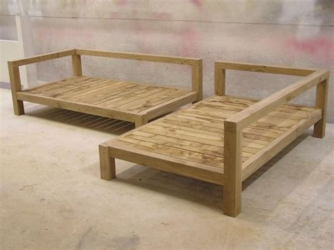 make your own outdoor furniture outdoor patio