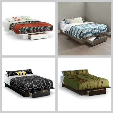 black full size platform bed with drawers south shore platform bed full size frame queen with