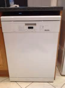 Miele Usa Dishwasher Miele G5100sc Dishwasher White 163 115 00 Picclick Uk
