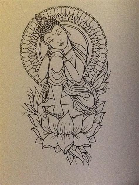 tattoo mandala ventre dessin bouddha recherche google tattoo designs