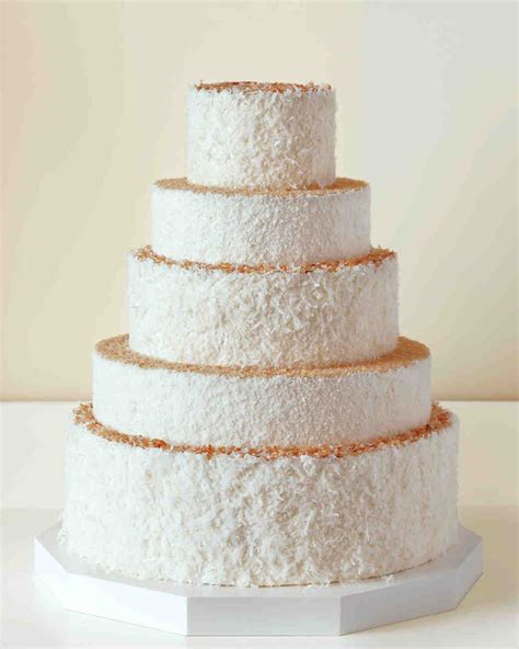 Wedding Cake Flavors by New Takes On Traditional Wedding Cake Flavors Martha