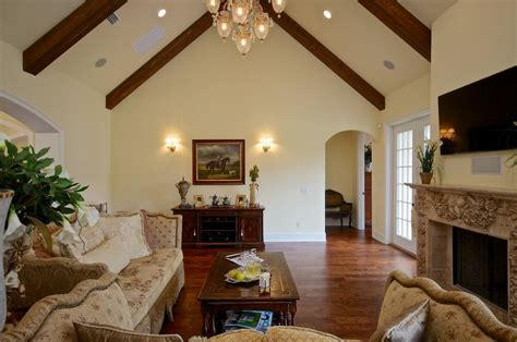 Rooms With Vaulted Ceilings by Best Of 8 Images Vaulted Family Room Home Plans