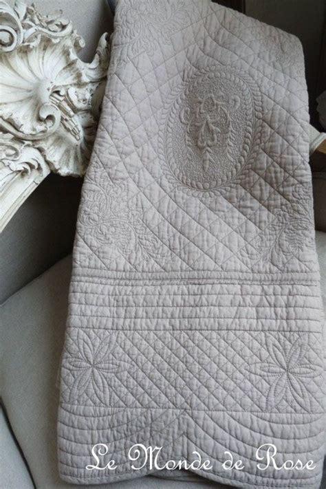 Rideaux De Lit by Couvre Lit Boutis Decoration Rideaux Rideau Voilages