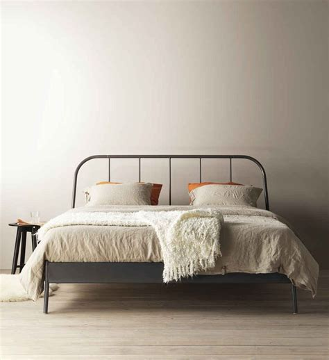 metal bed frame ikea best 25 ikea metal bed frame ideas on pinterest
