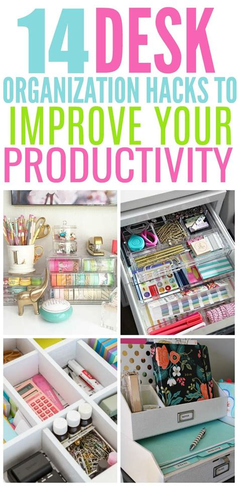Best 25 Offices Ideas On Pinterest Home Office Desk Ways To Organize Your Desk