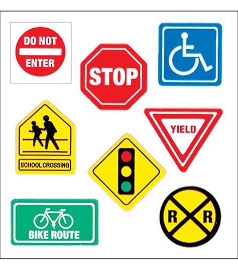 free printable worksheets road signs traffic signs jo ann