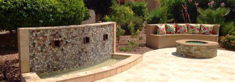 landscaping peoria il landscape installation peoria az rolling rock landscape design