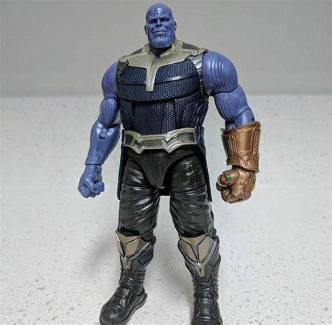 Marvel Legends Iron 48 Infinity War Baf Mcu Thanos look at marvel legends infinity war thanos build a figure diskingdom disney