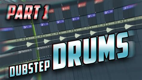 tutorial dubstep drum dubstep drop tutorial 1 drums and hats youtube