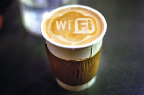 Tackling the WiFi problem of clogged tables and slow trade   Hospitality & Catering News