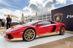 Lamborghini Where Is It Made The Lamborghini Aventador Miura Homage Honors One Of The