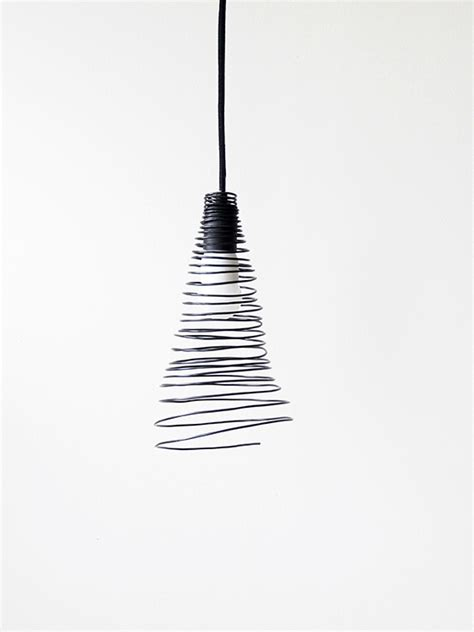 eclectic trends diy hanging light eclectic trends diy project wire l shade eclectic