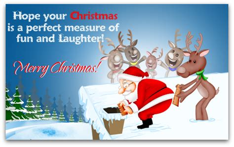 Cards n greetings funny christmas card