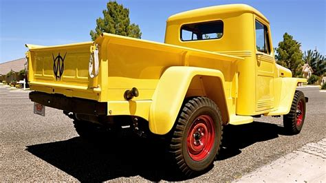 Willys Jeep Top Speed 1948 Willys Jeep 134 Ci 3 Speed Lot S59