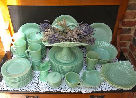 panoply jadeite collection part 2 of 2 tableware