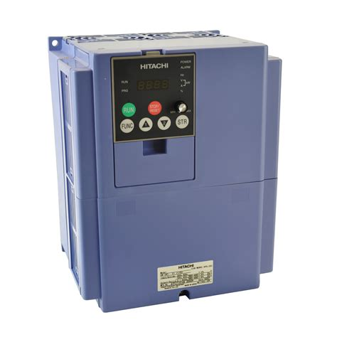Hitachi Hfc Vws Ac Motor Frequency Inverter 3 Phase 380 V 25kw Baru hitachi vfd l300p series jpg