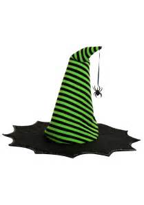 Body Halloween Costume Spiderina Witch Hat