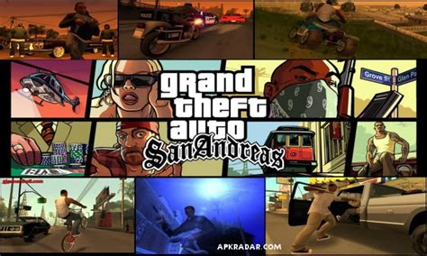 grand theft auto san andreas android grand theft auto san andreas 1 08 apk data mods free