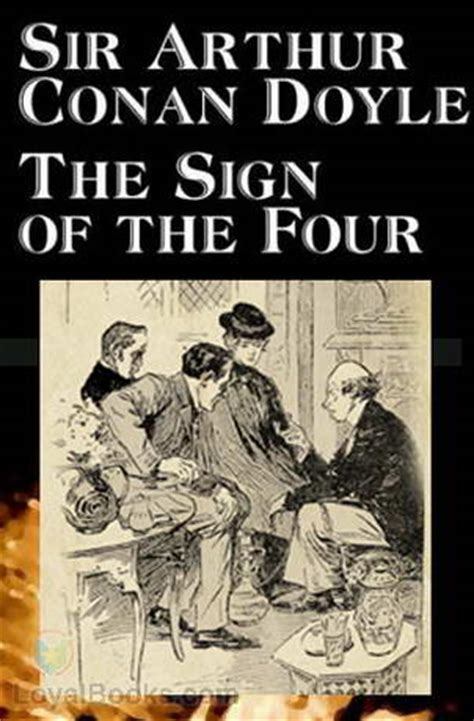 the sign of the four by sir arthur conan doyle free at