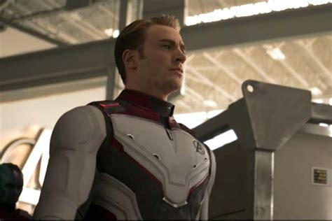 avengers wearing white uniforms