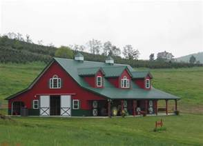 barn home plans west jefferson