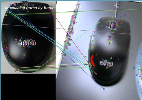 Opencv Mat Tutorial by Opencv How To Separate The Query And The Image