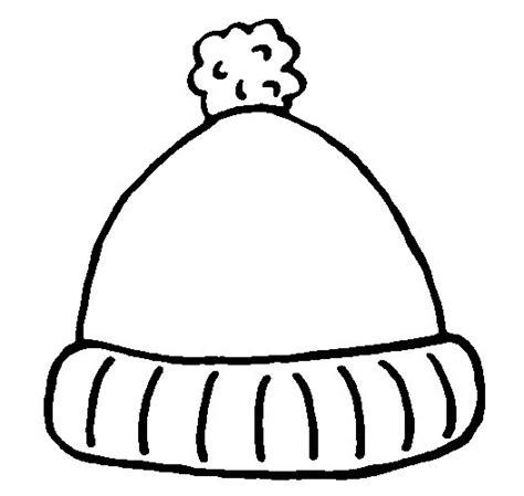 coloring page winter hat giochi e lavoretti per bambini disegni da colorare l