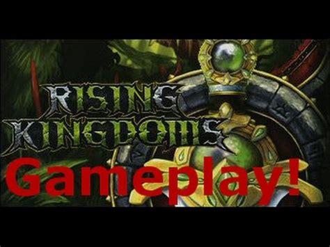 Of Legend The Darkling Wars primitive wars gameplay tyranos doovi