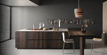 Modern Kitchen Wall Colors Modern Coffee Kitchen Island With Black Wall Color Decoration With Chandelier Olpos Design
